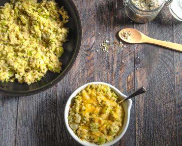 cheesy-broccoli-cauliflower-rice-aerial