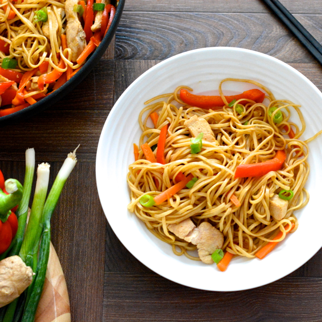 Easy chicken chow mein dan330 easy chicken chow mein forumfinder Image collections