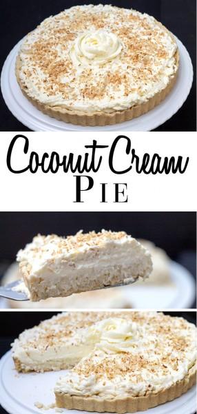Coconut Cream Pie Dan330