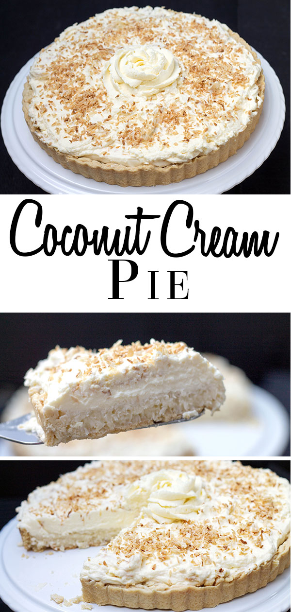 coconut cream pie pin