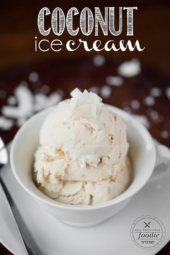 Coconut Ice Cream – Dan330