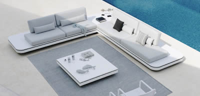 Outdoor Living Blog Outdoorlicious Gray Outdoor Room