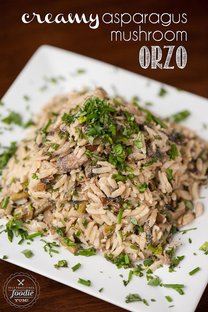 creamy-asparagus-mushroom-orzo
