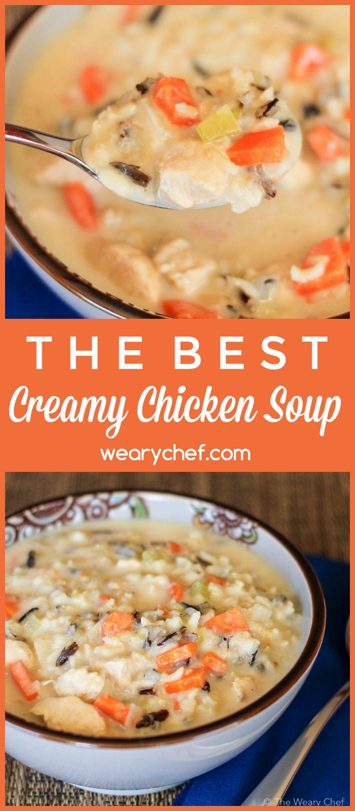 creamy-chicken-wild-rice-soup-tall-collage