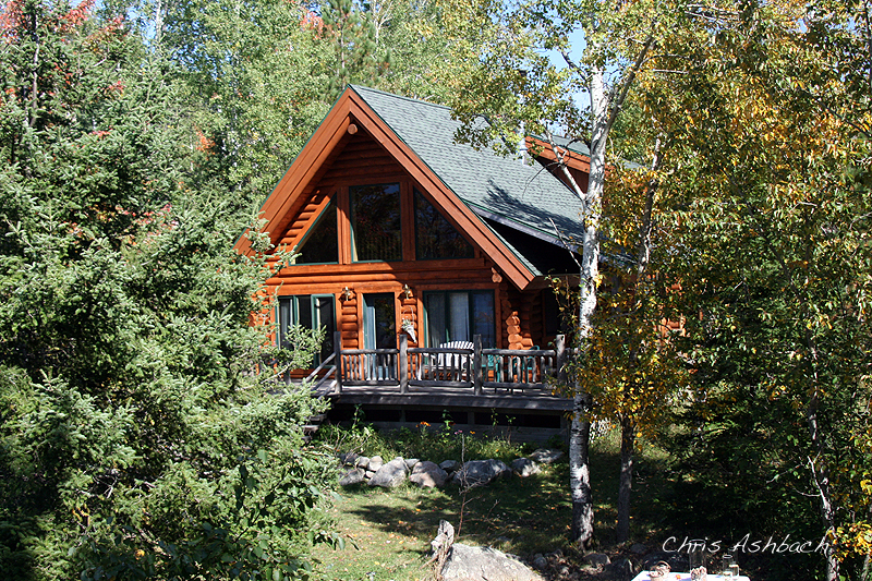 Creekside Cabin at Elbow Lake Lodge