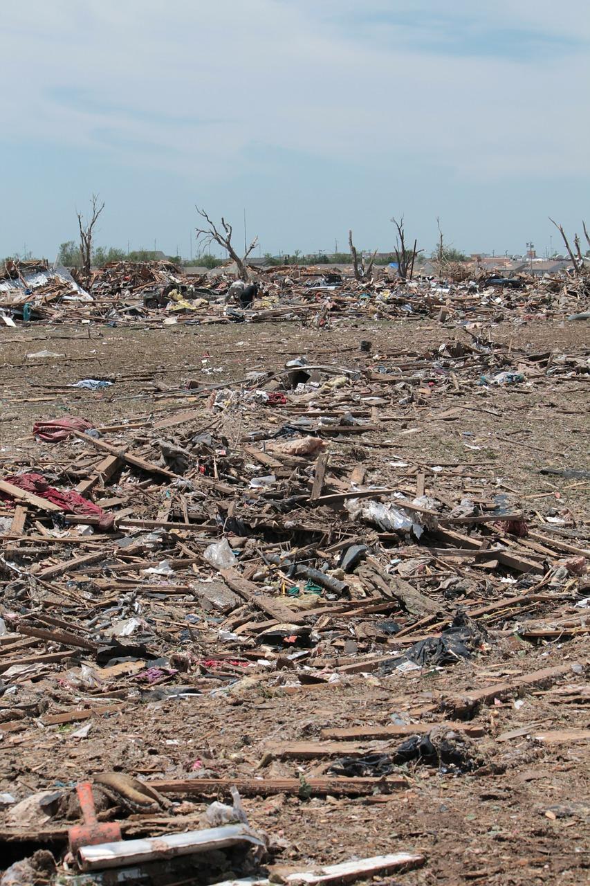 disaster photo