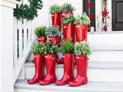 Outdoor Living Blog Outdoorlicious Christmas Decorating