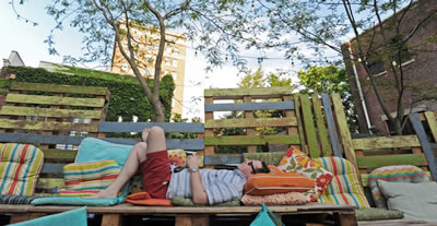 Outdoor Living Blog Outdoorlicious Pop-Up Parks