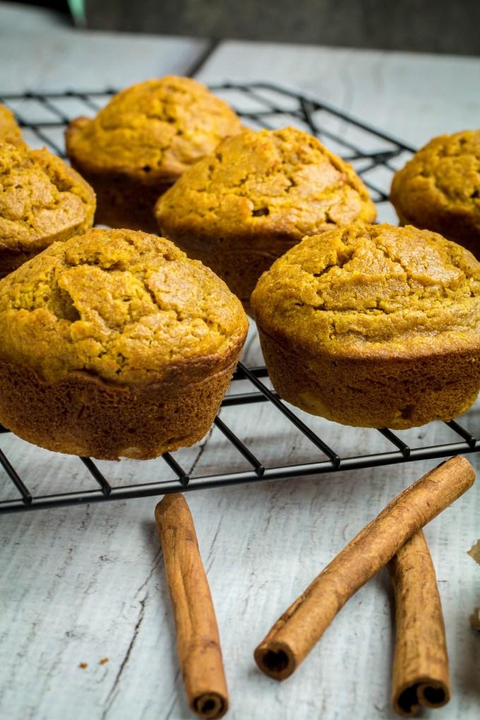 Gluten Free Pumpkin Muffins – Dan330
