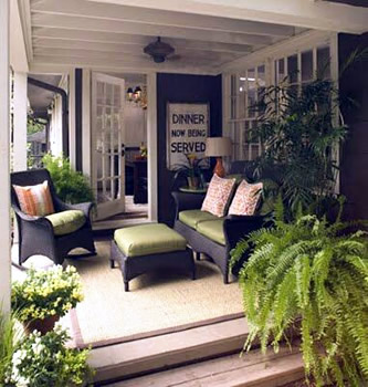 Outdoor Living Blog Outdoorlicious Gray Outdoor Room