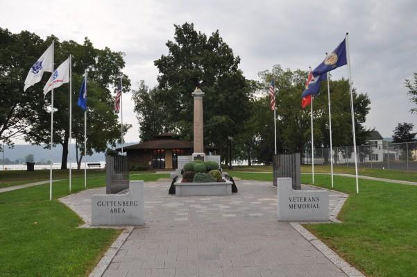 Veteran's Memorial, Gutenberg, IA