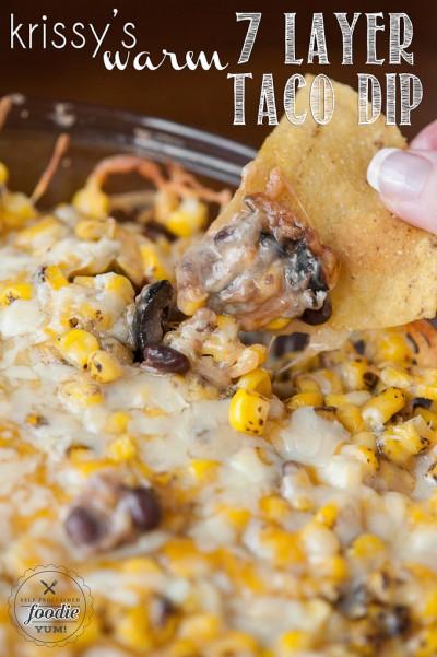 krissys-warm-7-layer-taco-dip
