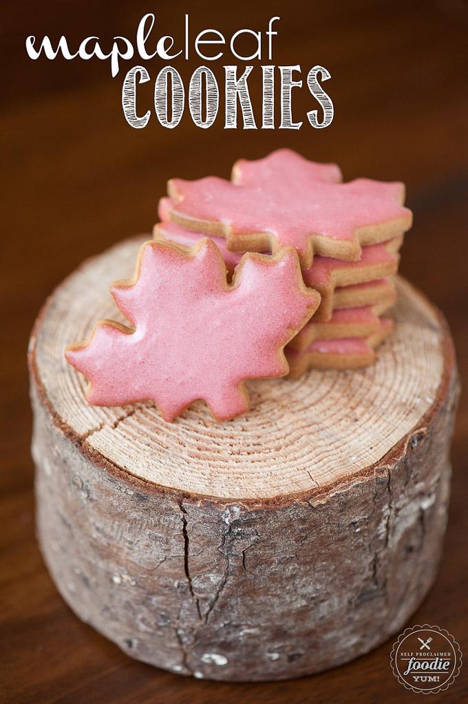 maple-leaf-cookies