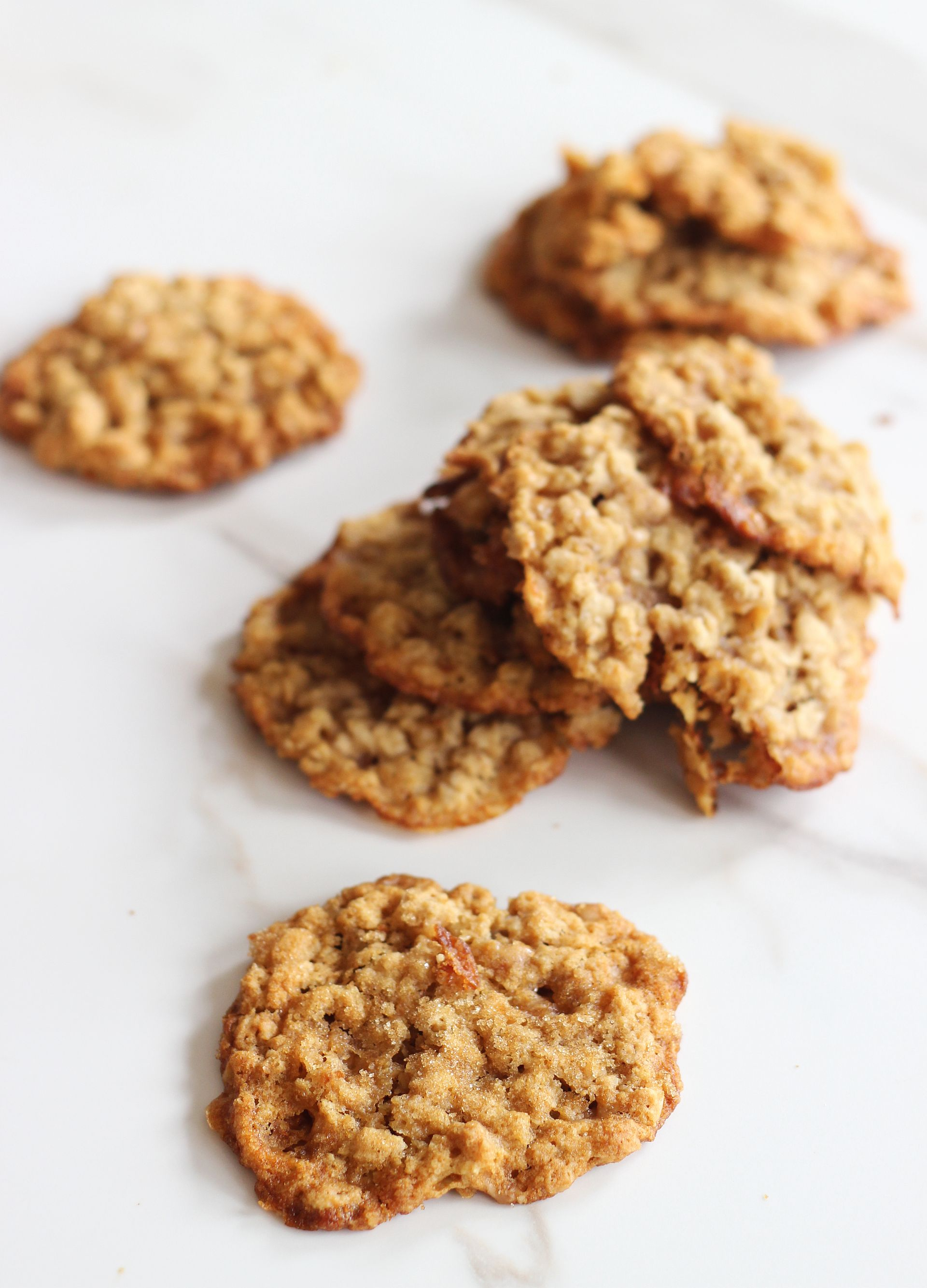 oatmeal cookie fail