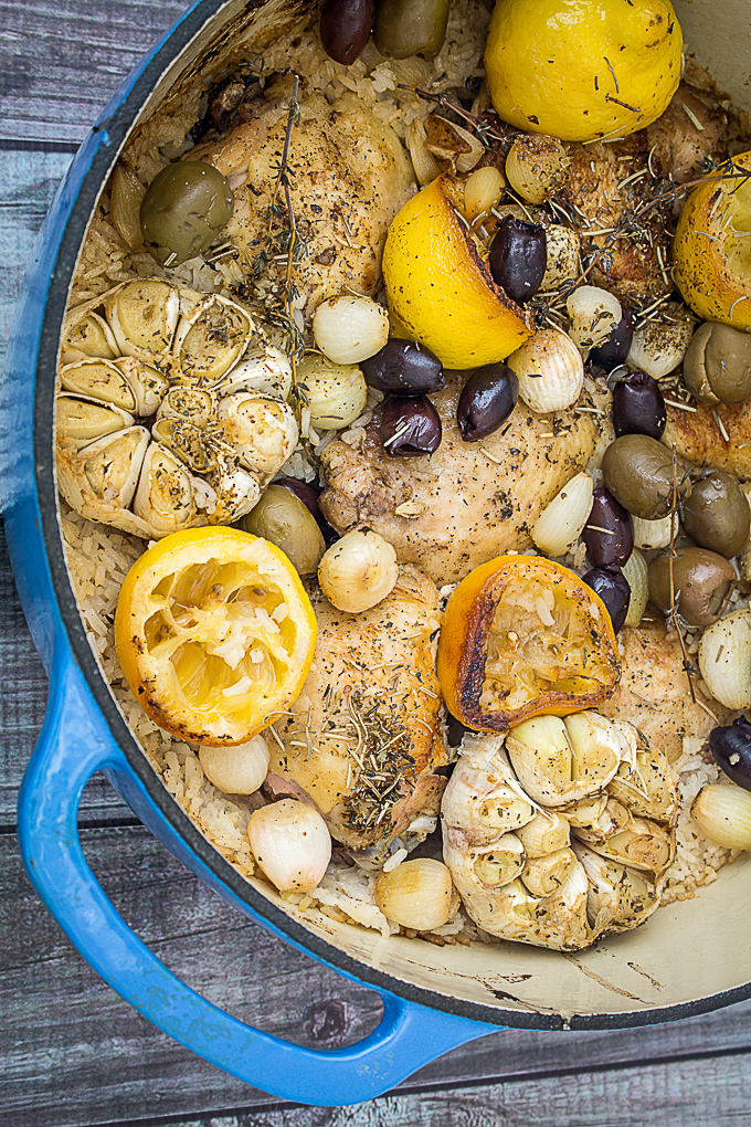 one-pot-greek-lemon-chicken-with-rice-7