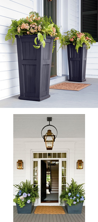 Outdoor Living Blog Outdoorlicious Decorating Front Door, Entryway, or Porch