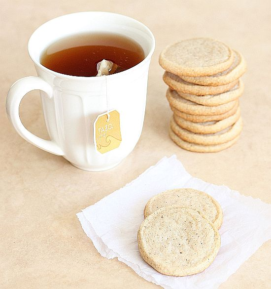 pumpkin pie spice chai tea shortbread cookies 5