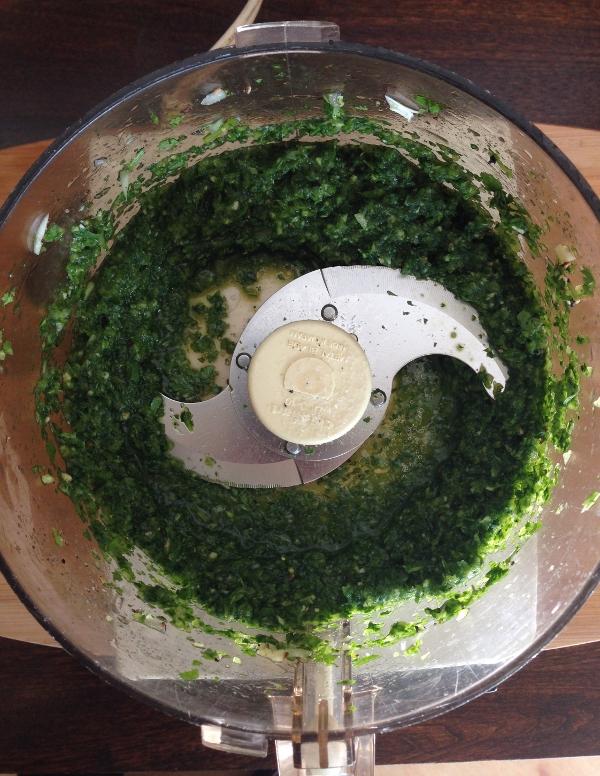 Recaito: Latin Cilantro Seasoning Base