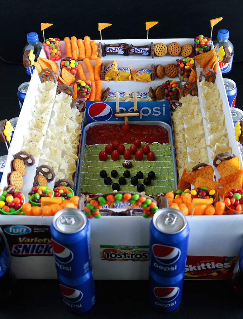How to Make a Snack Stadium