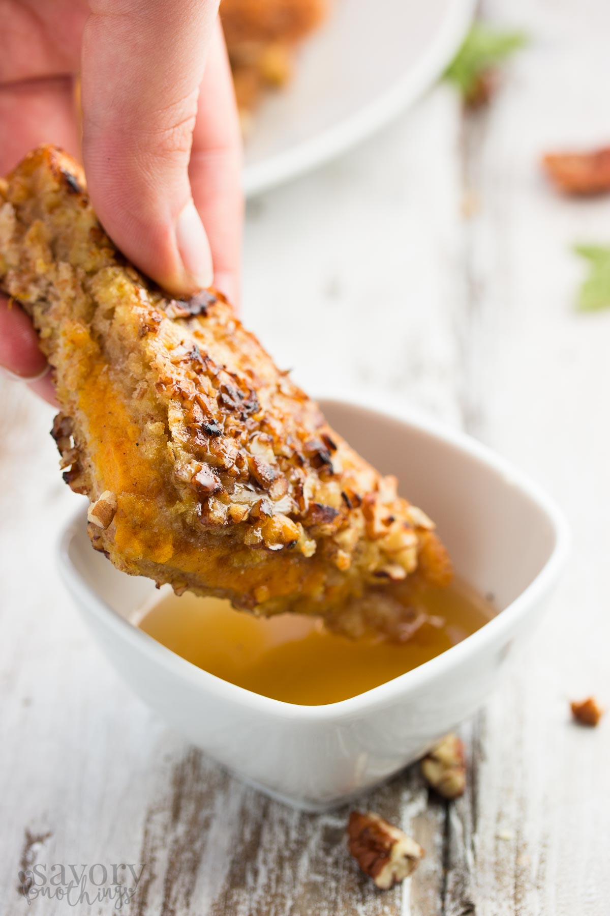 stuffed pumpkin french toast recipe