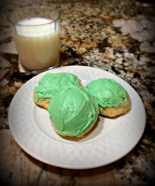 soft bake sugar cookies