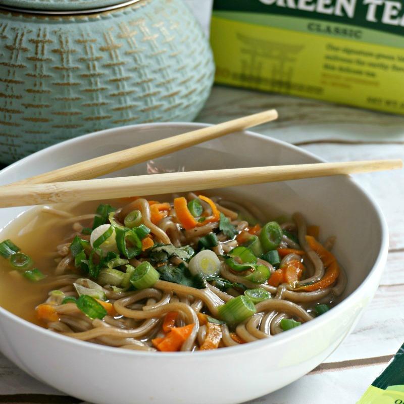 Green Tea Ramen