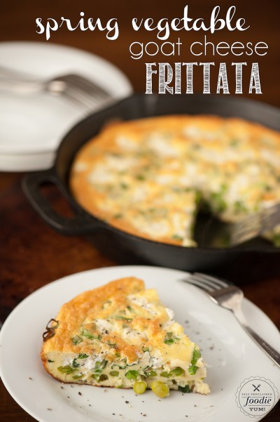 spring-vegetable-goat-cheese-frittata