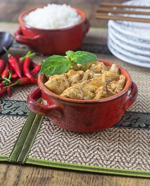 Thai Red Curry Chicken Dan330