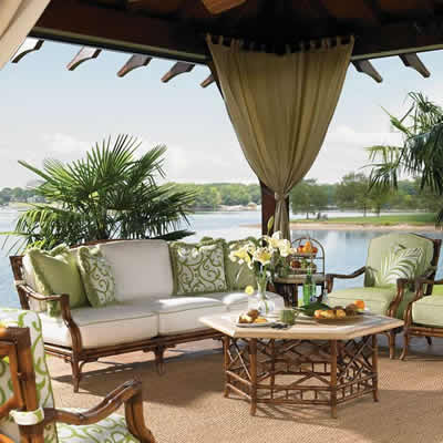 Outdoor Living Blog Outdoorlicious Outdoor Furniture from David Fancis and Tommy Bahama