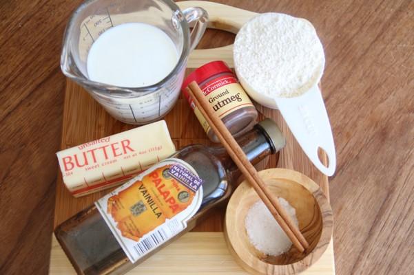 pannekoeken ingredients