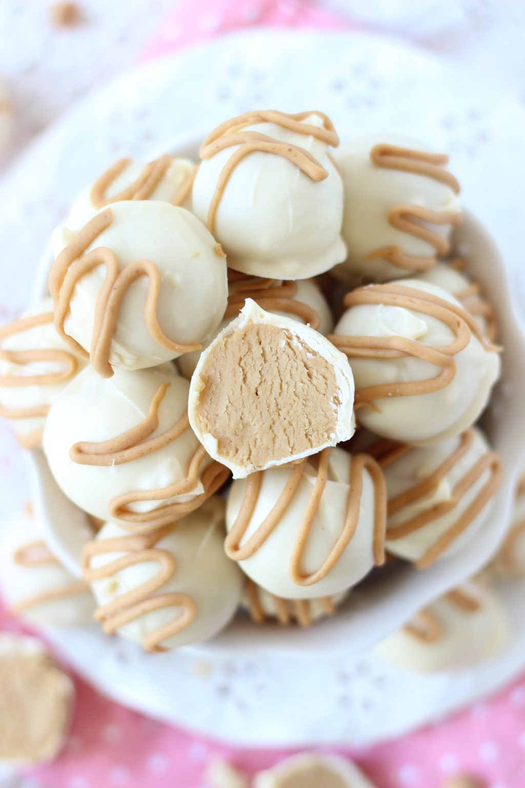 white chocolate buckeyes 8