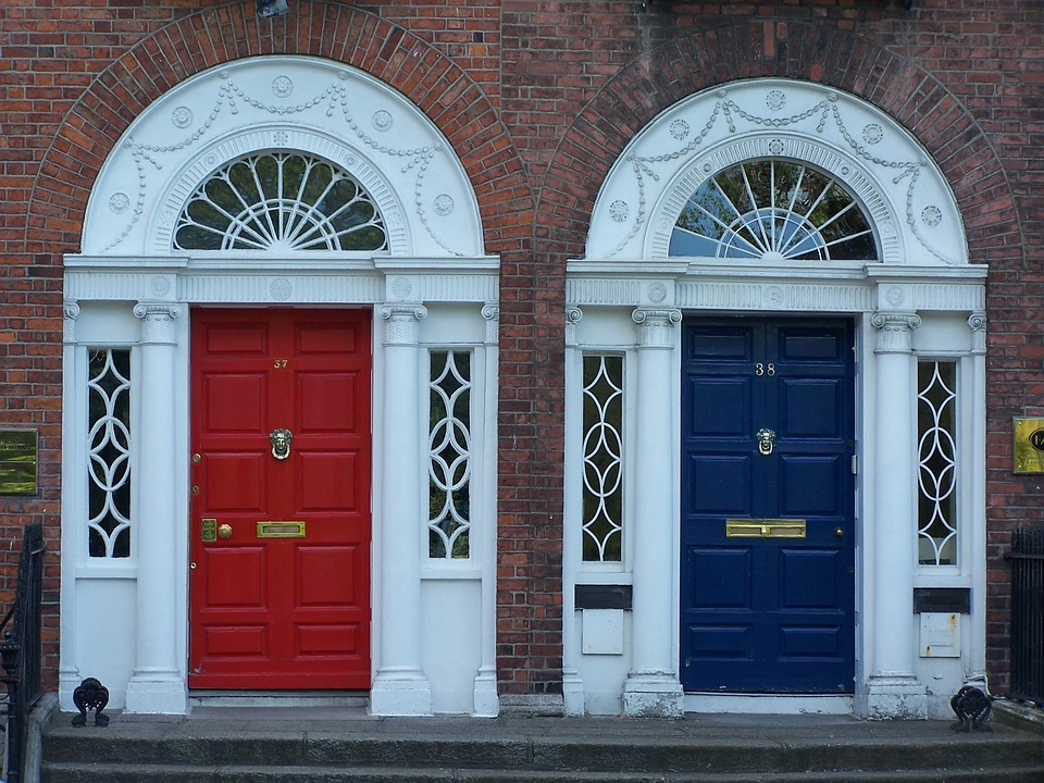 How A Front Door Can Make All The Difference