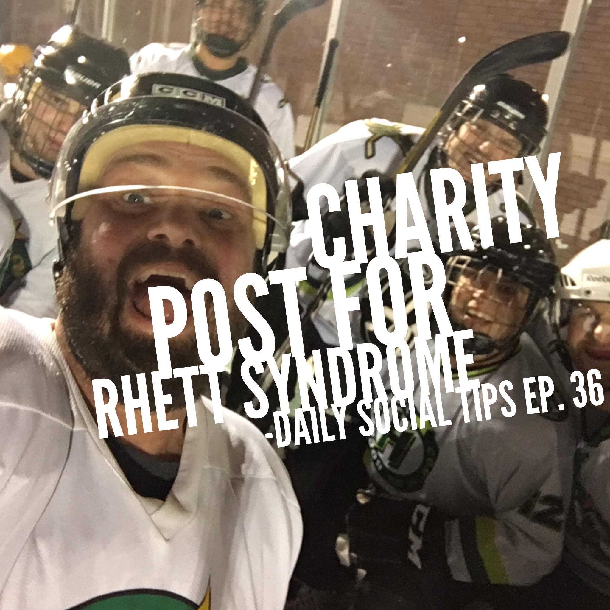 charity rhett syndrome