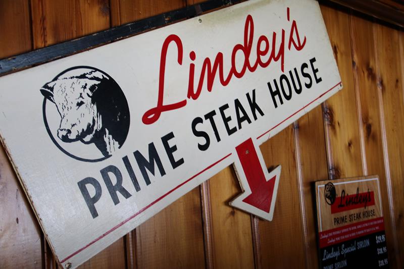 Lindey's Steak House